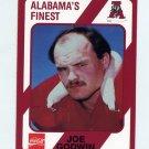1989 Alabama Coke 580 Football #473 Joe Godwin - Alabama Crimson Tide