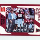 1989 Alabama Coke 580 Football #472 Greg Gilbert - Alabama Crimson Tide