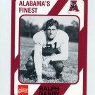 1989 Alabama Coke 580 Football #470 Ralph Gandy - Alabama Crimson Tide