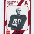 1989 Alabama Coke 580 Football #440 Joe Compton - Alabama Crimson Tide