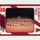 1989 Alabama Coke 580 Football #418 The 1979 National Champions