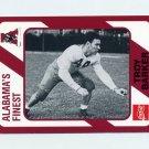1989 Alabama Coke 580 Football #408 Troy Barker - Alabama Crimson Tide
