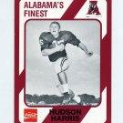 1989 Alabama Coke 580 Football #369 Hudson Harris - Alabama Crimson Tide