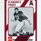 1989 Alabama Coke 580 Football #278 Robert Higginbotham - Alabama Crimson Tide