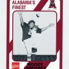 1989 Alabama Coke 580 Football #270 Woody Umphrey - Alabama Crimson Tide