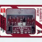1989 Alabama Coke 580 Football #249 The 1961 National Champions