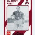 1989 Alabama Coke 580 Football #217 Al Clemens - Alabama Crimson Tide