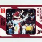1989 Alabama Coke 580 Football #202 Chris Mohr - Alabama Crimson Tide