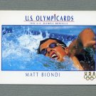 1992 Impel U.S. Olympic Hopefuls #069 Matt Biondi / Swimming