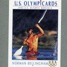 1992 Impel U.S. Olympic Hopefuls #029 Norman Bellingham / Canoe / Kayak