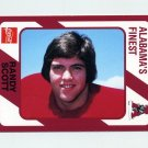1989 Alabama Coke 580 Football #193 Randy Scott - Alabama Crimson Tide