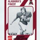 1989 Alabama Coke 580 Football #190 Buddy Aydelette - Alabama Crimson Tide