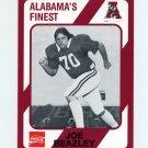 1989 Alabama Coke 580 Football #142 Joe Beazley - Alabama Crimson Tide