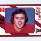 1989 Alabama Coke 580 Football #126 Ricky Davis - Alabama Crimson Tide