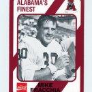 1989 Alabama Coke 580 Football #103 Mike Fracchia - Alabama Crimson Tide