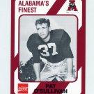 1989 Alabama Coke 580 Football #100 Pat O'Sullivan - Alabama Crimson Tide