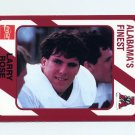 1989 Alabama Coke 580 Football #086 Larry Rose - Alabama Crimson Tide