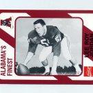 1989 Alabama Coke 580 Football #029 Lee Roy Jordan - Alabama Crimson Tide