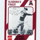 1989 Alabama Coke 580 Football #023 Harry Gilmer - Alabama Crimson Tide