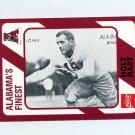 1989 Alabama Coke 580 Football #020 Holt Rast - Alabama Crimson Tide