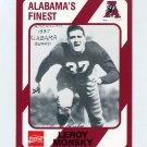 1989 Alabama Coke 580 Football #017 Leroy Monsky - Alabama Crimson Tide