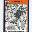 1990-91 Clemson Collegiate Collection #176 Obed Ariri - Clemson Tigers