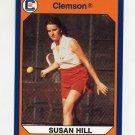 1990-91 Clemson Collegiate Collection #173 Susan Hill - Clemson Tigers