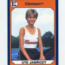 1990-91 Clemson Collegiate Collection #171 Ute Jamrozy - Clemson Tigers