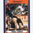 1990-91 Clemson Collegiate Collection #130 Noel Loban - Clemson Tigers