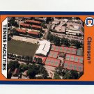 1990-91 Clemson Collegiate Collection #105 Soccer and Tennis Area - Clemson Tigers