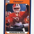 1990-91 Clemson Collegiate Collection #095 Howard's Rock - Clemson Tigers