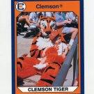 1990-91 Clemson Collegiate Collection #094 The Clemson Tiger - Clemson Tigers