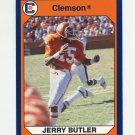 1990-91 Clemson Collegiate Collection #058 Jerry Butler - Clemson Tigers