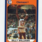 1990-91 Clemson Collegiate Collection #043 Billy Williams - Clemson Tigers