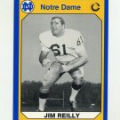 1990 Notre Dame 200 Football #133 Jim Reilly - University of Notre Dame