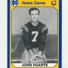 1990 Notre Dame 200 Football #078 John Huarte - University of Notre Dame