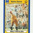 1990 Notre Dame 200 Football #075 Walt Patulski - University of Notre Dame