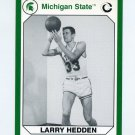 1990-91 Michigan State Collegiate Collection 200 #183 Larry Hedden - Michigan State Spartans