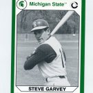1990-91 Michigan State Collegiate Collection 200 #176 Steve Garvey - Michigan State Spartans