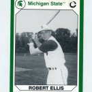 1990-91 Michigan State Collegiate Collection 200 #156 Robert Ellis - Michigan State Spartans