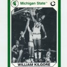 1990-91 Michigan State Collegiate Collection 200 #153 William Kilgore - Michigan State Spartans