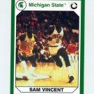 1990-91 Michigan State Collegiate Collection 200 #148 Sam Vincent - Michigan State Spartans