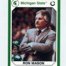 1990-91 Michigan State Collegiate Collection 200 #146 Ron Mason - Michigan State Spartans