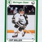 1990-91 Michigan State Collegiate Collection 200 #144 Kip Miller - Michigan State Spartans