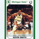 1990-91 Michigan State Collegiate Collection 200 #138 Kevin Smith - Michigan State Spartans