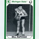 1990-91 Michigan State Collegiate Collection 200 #120 Bill Rapchak - Michigan State Spartans