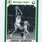 1990-91 Michigan State Collegiate Collection 200 #118 Lindsay Hairston - Michigan State Spartans