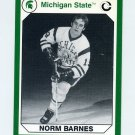 1990-91 Michigan State Collegiate Collection 200 #095 Norm Barnes - Michigan State Spartans