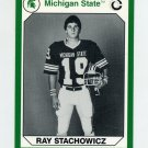 1990-91 Michigan State Collegiate Collection 200 #090 Ray Stachowicz - Michigan State Spartans