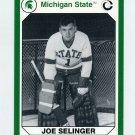 1990-91 Michigan State Collegiate Collection 200 #084 Joe Selinger - Michigan State Spartans